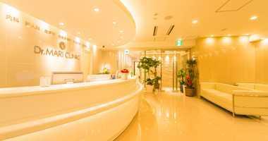 ドクターマリクリニック栄院(看護師/准看護師の求人)の写真1枚目:モダンで清潔な内装のクリニックです