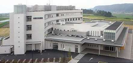 串間市民病院(助産師の求人)の写真:地域住民に親しまれ、信頼される病院を目指します