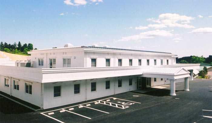 ホワイトハウス千代田【介護老人保健施設】の画像