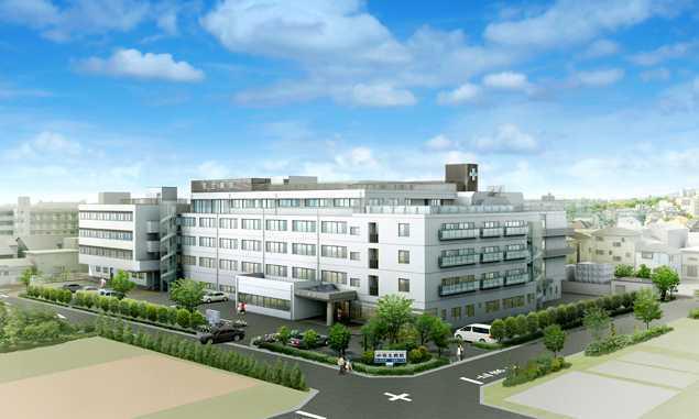 医療法人社団 清和会 笹生病院の画像