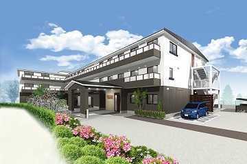 介護付有料老人ホームニチイホーム北浦和の画像