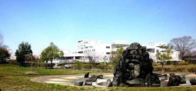 涌谷町国民健康保険病院の画像