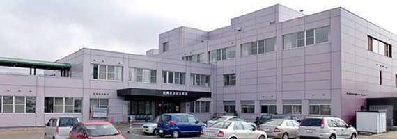 岩見沢北翔会病院の画像