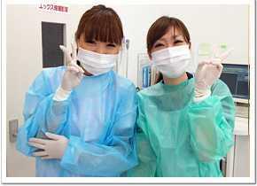 きよみ歯科(歯科衛生士の求人)の写真4枚目:楽しく生きがいを持って働ける職場です!