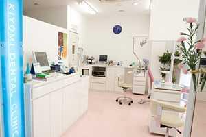 きよみ歯科(歯科助手の求人)の写真3枚目:明るく、清潔感のある治療室♪