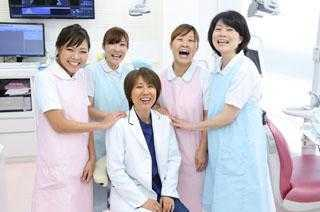 きよみ歯科(歯科衛生士の求人)の写真1枚目:みんなでチーム医療!