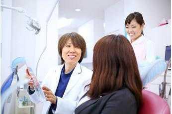 きよみ歯科(歯科衛生士の求人)の写真5枚目:患者様が納得できるカウンセリング☆