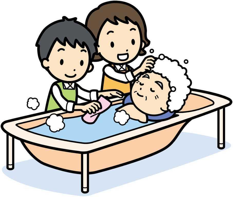 リンクス訪問入浴の画像