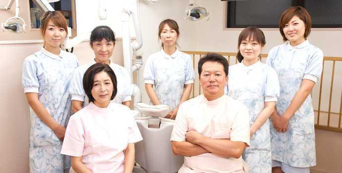 桃山白石歯科医院(歯科衛生士の求人)の写真:皆様のご応募お待ちしています