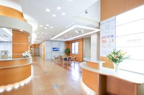 木島病院(薬剤師の求人)の写真1枚目:明るい院内なので伸び伸びと働けます