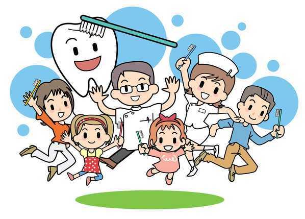 湘南ファミリー歯科の写真:私たちと一緒に元気に楽しく働いてくれるスタッフを募集しています
