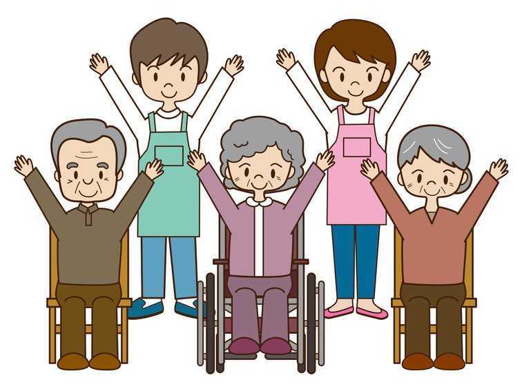 ハッピーデイサービス(介護職/ヘルパーの求人)の写真1枚目:高齢者が安心して快適に暮らせるよう支援を行っています