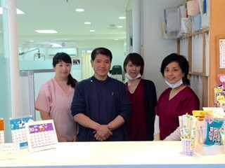ゆうゆう歯科(歯科衛生士の求人)の写真1枚目:たくさんのご応募お待ちしています