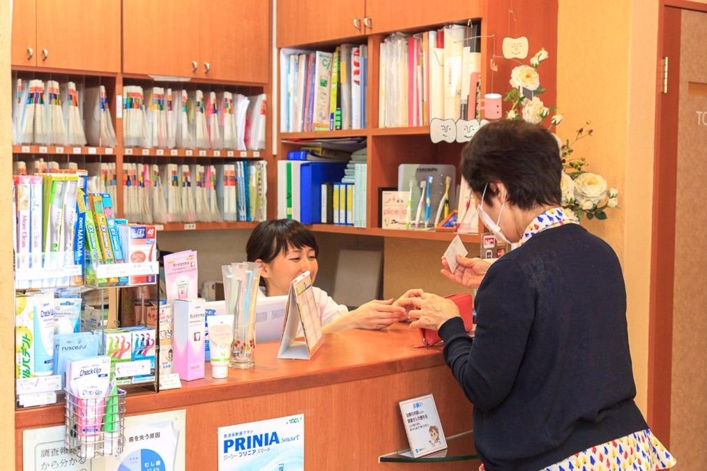 鳥居歯科医院(歯科衛生士の求人)の写真: