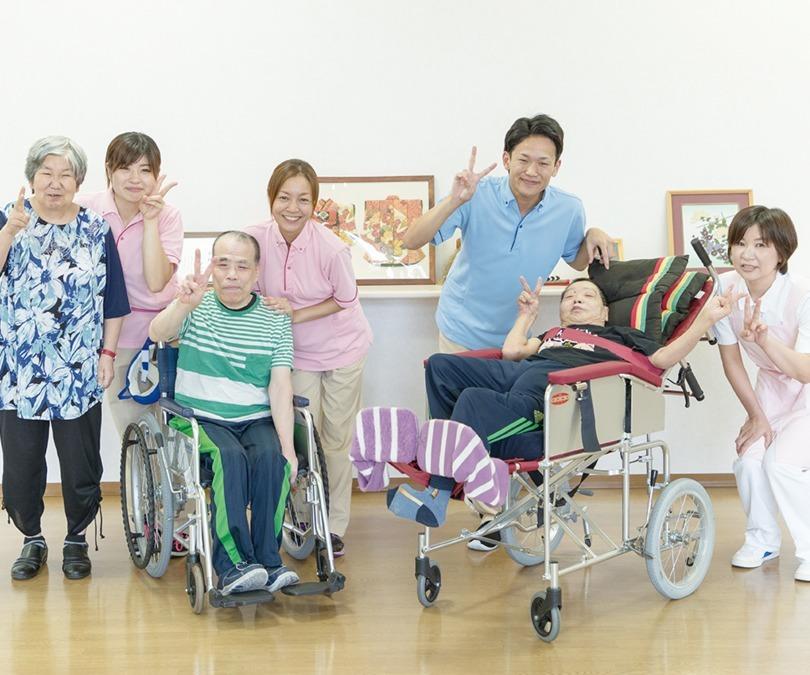 障害者支援施設仁愛荘の画像