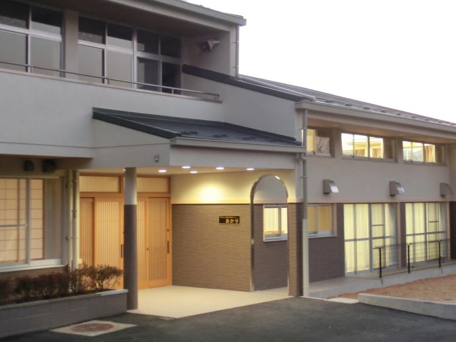 甲賀荘小規模多機能ホームあかりの画像