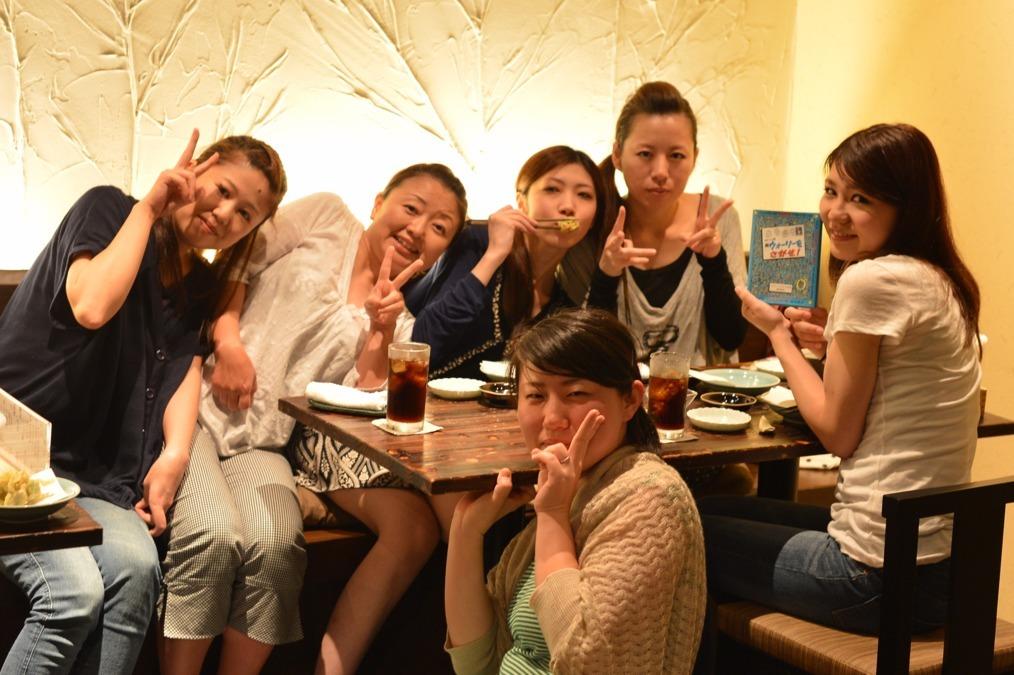 大坂総合歯科(歯科医師の求人)の写真6枚目:定期的に食事会実施