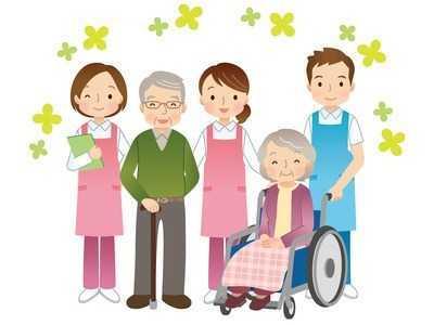 まほろば四十万【介護老人福祉施設】(看護師/准看護師の求人)の写真:地域に根ざした福祉を目指しています