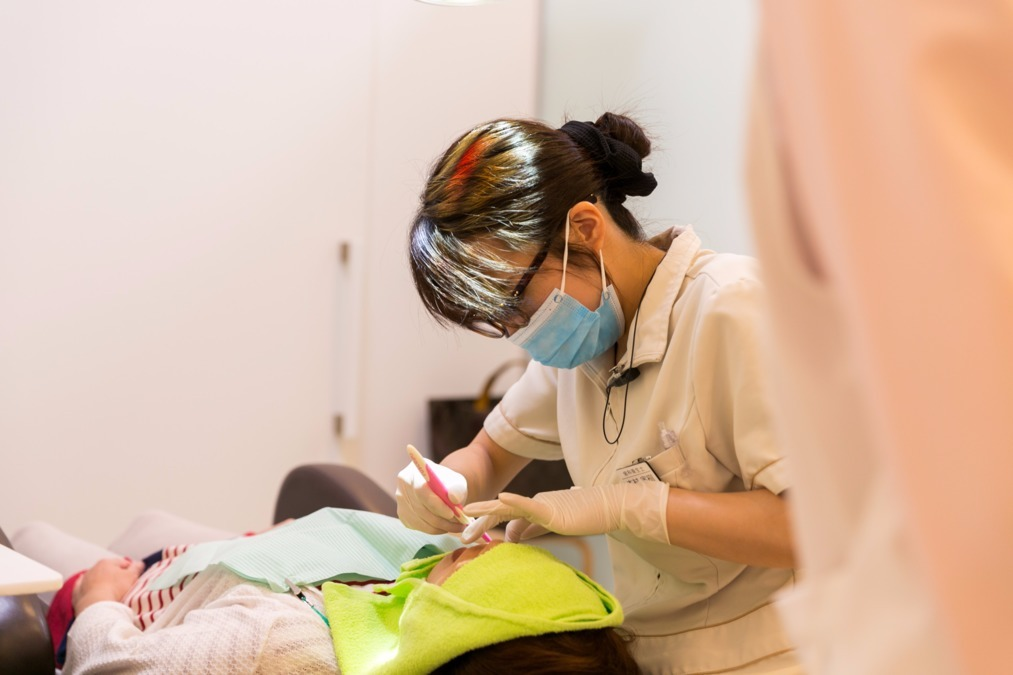 いわいグリーン歯科(歯科衛生士の求人)の写真3枚目: