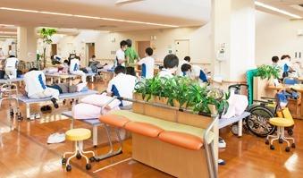 リハビリテーション花の舎病院の画像