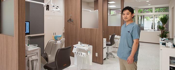 ユニバ通りむらせ歯科クリニックの画像