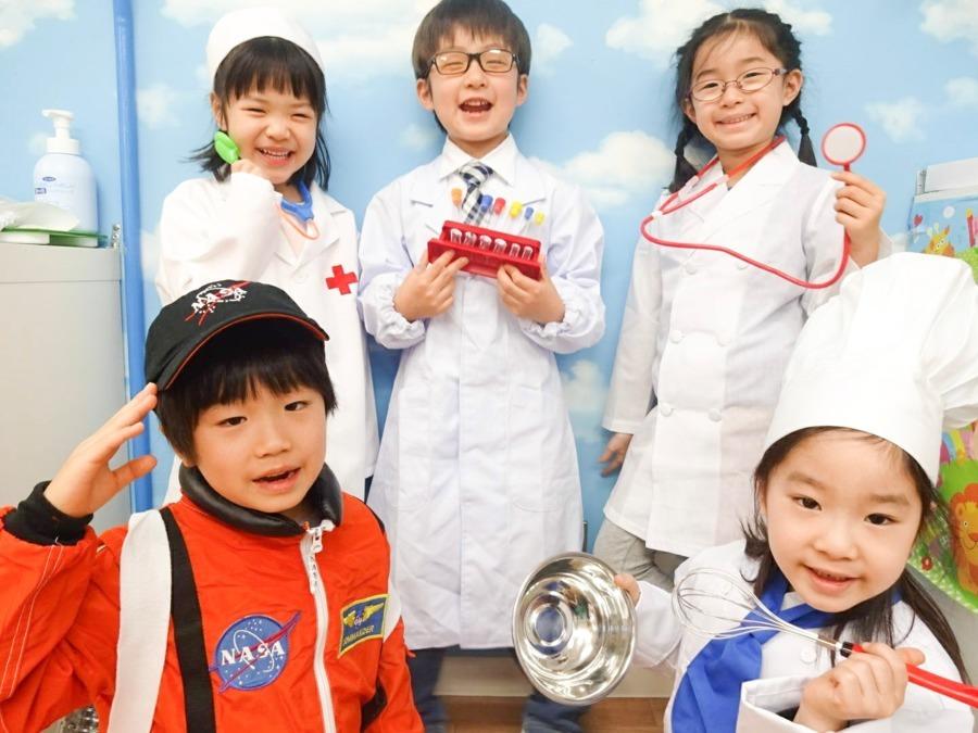 MilkyWay International School 下総中山校【2019年05月01日オープン】(看護師/准看護師の求人)の写真:元気いっぱいの子どもたちの健やかな成長をサポートするお仕事です☆
