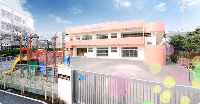 西新井聖華保育園の画像