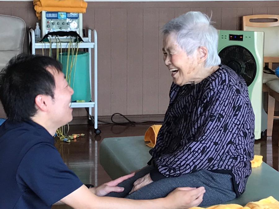 訪問医療マッサージ GENKI SUN高崎(営業/管理部門/その他の求人)の写真: