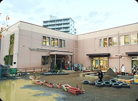 港区桂坂保育室Aの画像