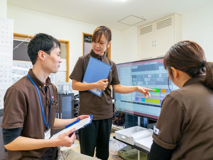 やさしい手 訪問看護かえりえ姫路土山の画像