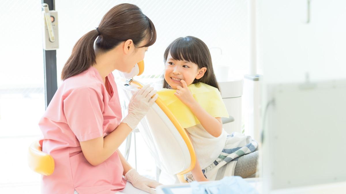 とのぎ小児歯科の画像