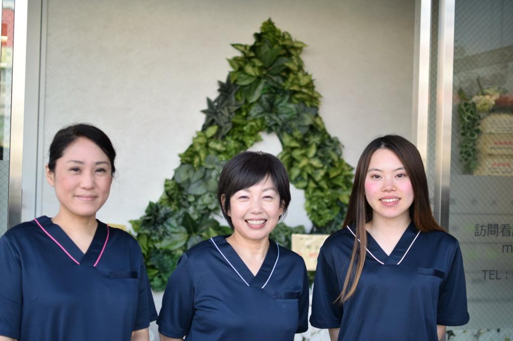 訪問看護ステーションmusubi大正【2021年05月01日オープン】(看護師/准看護師の求人)の写真: