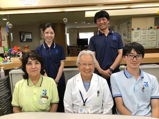 介護老人保健施設 カロス(看護師/准看護師の求人)の写真:アットホームな職場です。