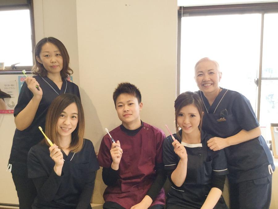 クミエパールデンタルクリニック(ホワイトエッセンス日高)(歯科衛生士の求人)の写真:
