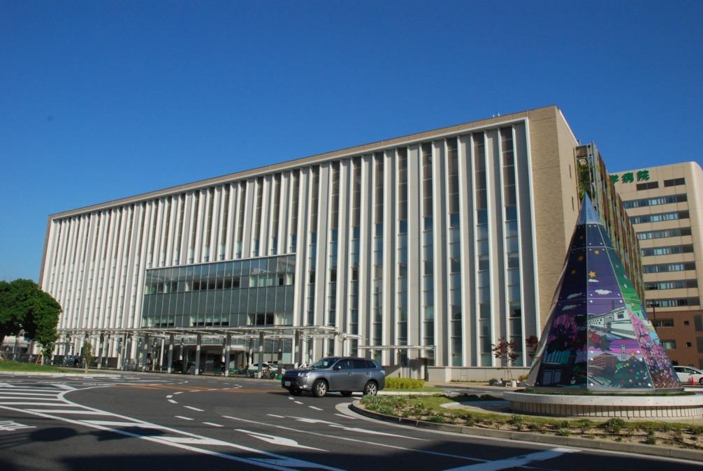広島大学病院の画像