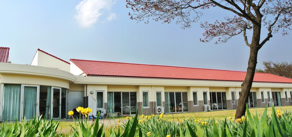 特別養護老人ホーム紫雲荘の画像