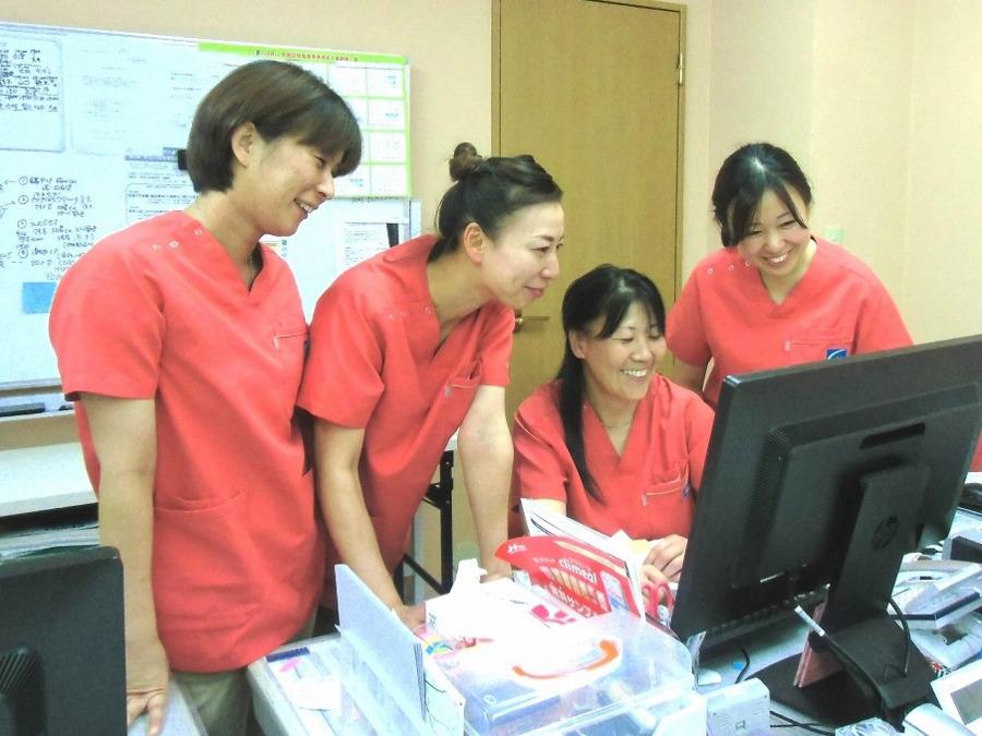 イリス訪問看護ステーション(看護師/准看護師の求人)の写真1枚目: