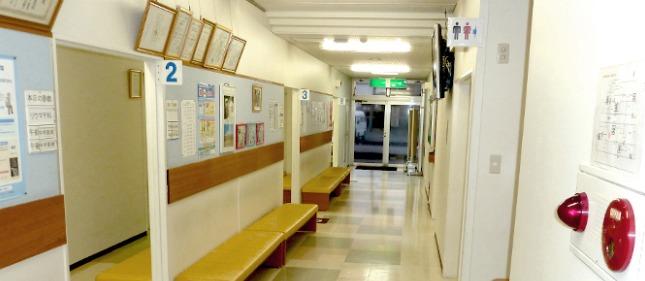 埼玉脳神経外科病院(看護助手の求人)の写真2枚目:人間ドックや頸椎・腰椎ドックも実施しています。