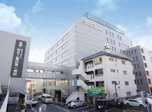 社会医療法人愛生会 総合上飯田第一病院の画像