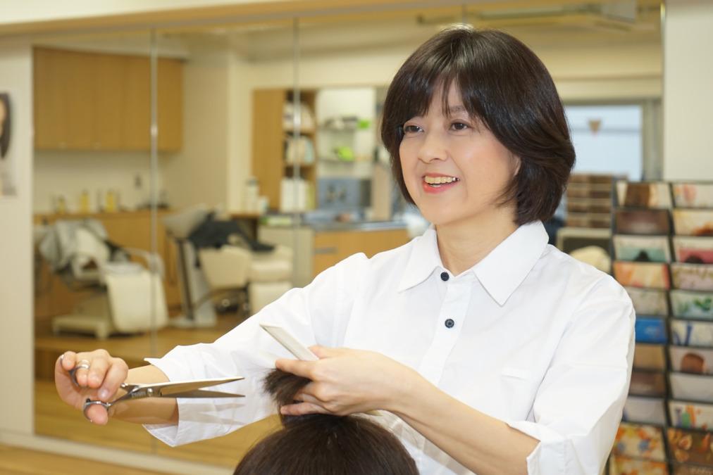 HAIR SALON IWASAKI前原店(美容師の求人)の写真1枚目:
