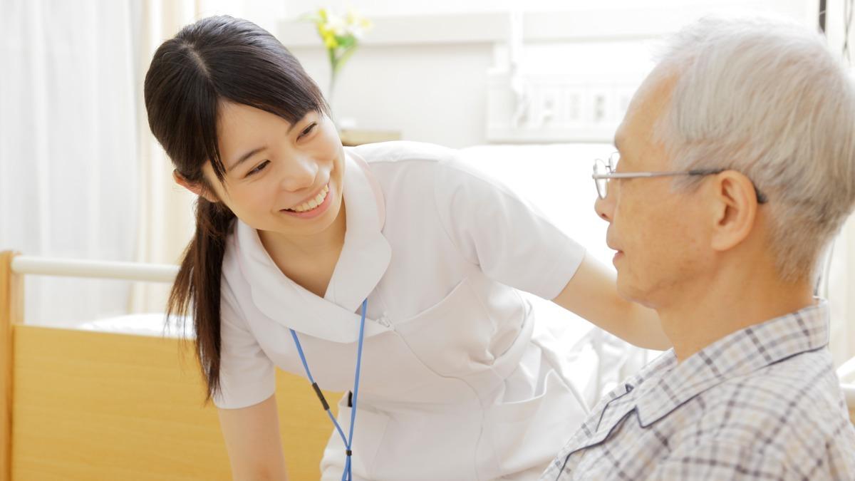 特別養護老人ホーム鉾田サンハウス(看護師/准看護師の求人)の写真1枚目: