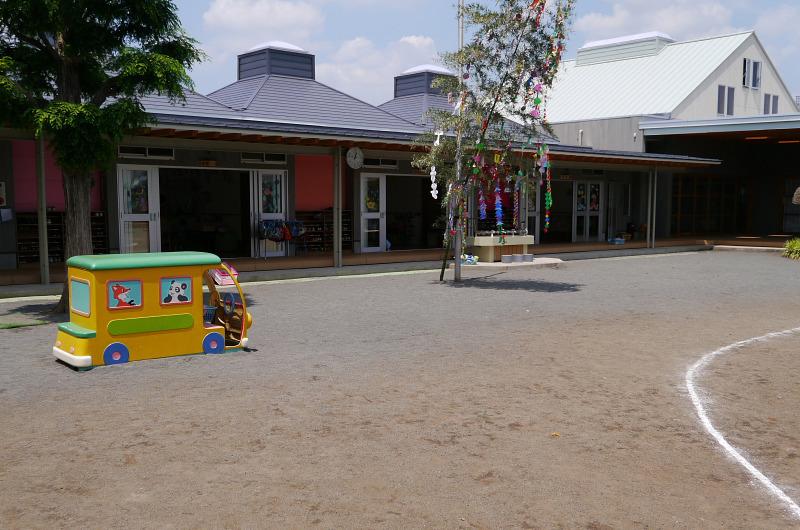 国分寺けやき幼稚園の画像