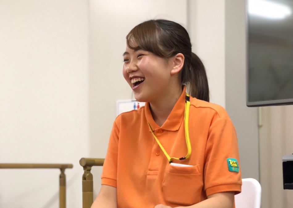 GENKINEXT名古屋守山(介護職/ヘルパーの求人)の写真1枚目:たくさんの笑顔があふれる現場です☆