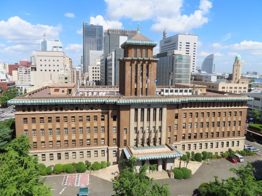 神奈川県庁 医療危機対策本部室の画像