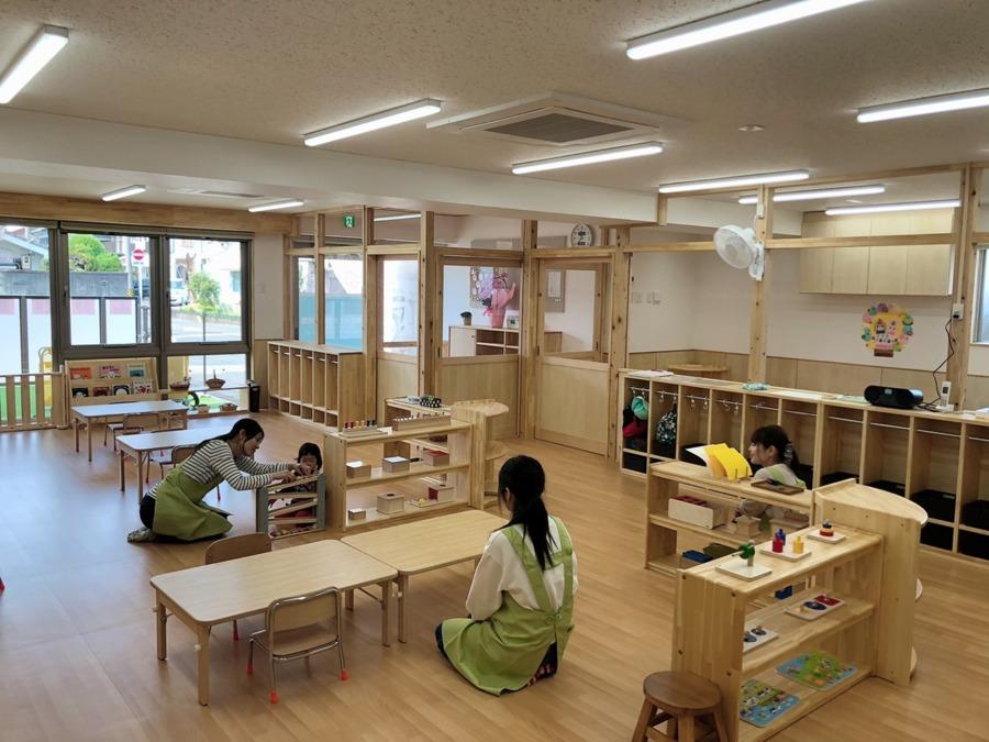 学びメイク辻町保育室の画像