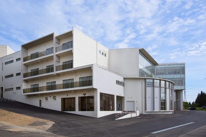 長岡療育園の画像