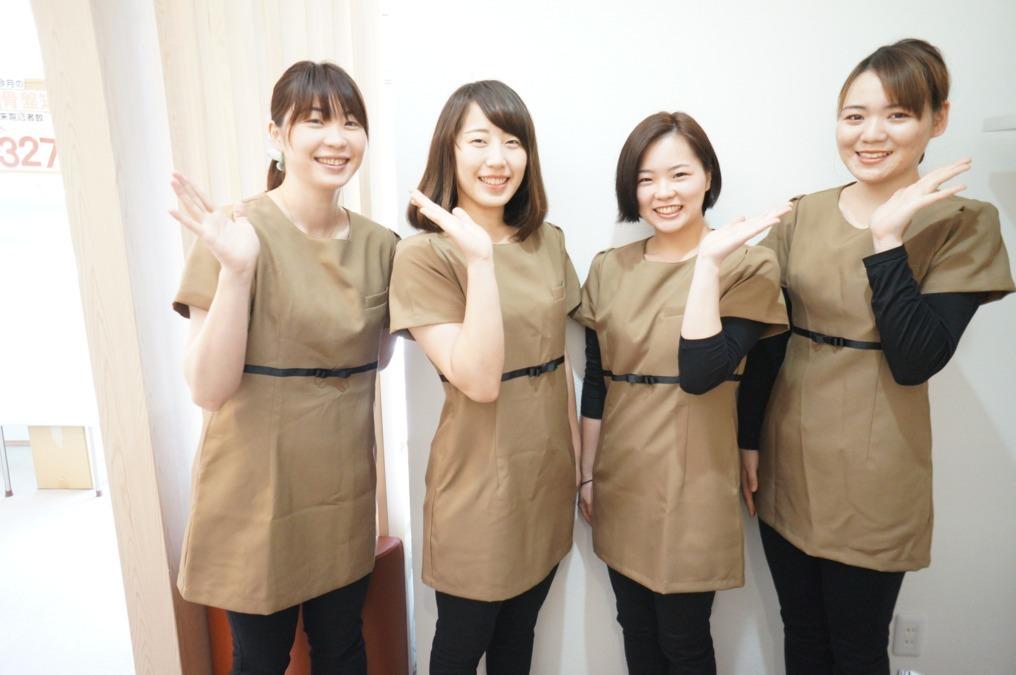 株式会社Triple free わかば接骨院(整体師/セラピストの求人)の写真:女性が大活躍できる職場です。