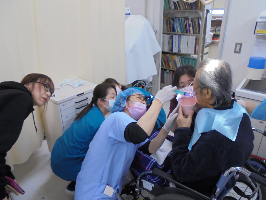 石川歯科医院(歯科衛生士の求人)の写真1枚目:
