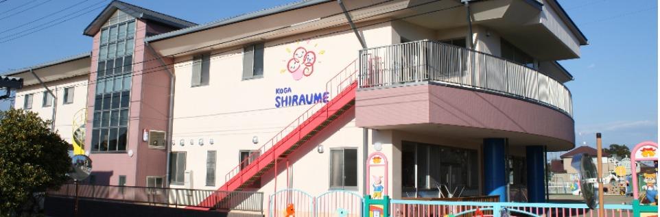 古河白梅幼稚園の画像