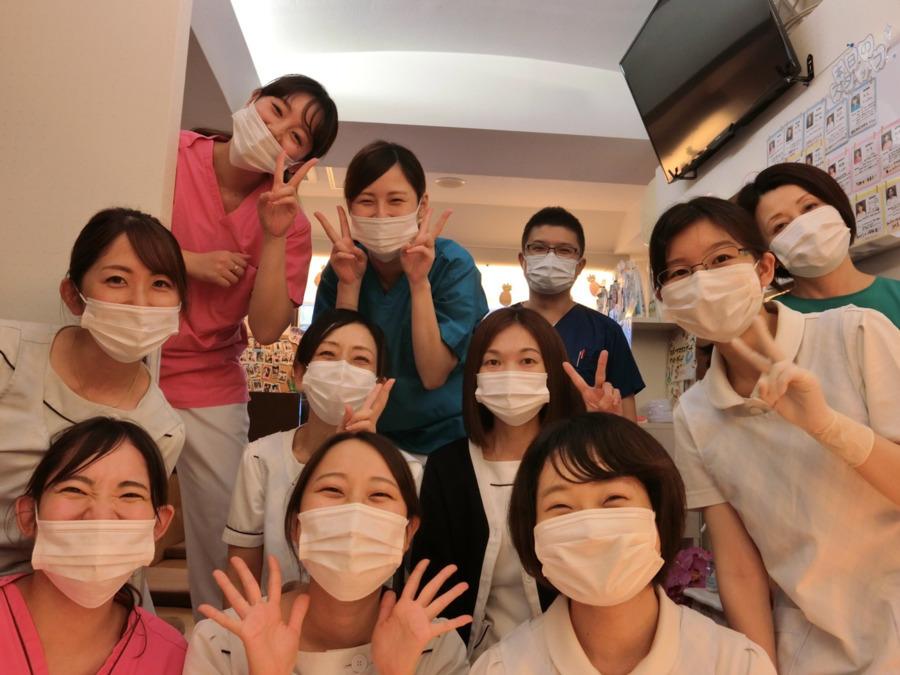 高村歯科医院(歯科衛生士の求人)の写真1枚目:いじわるな先輩いません。人間関係重視の方にピッタリです